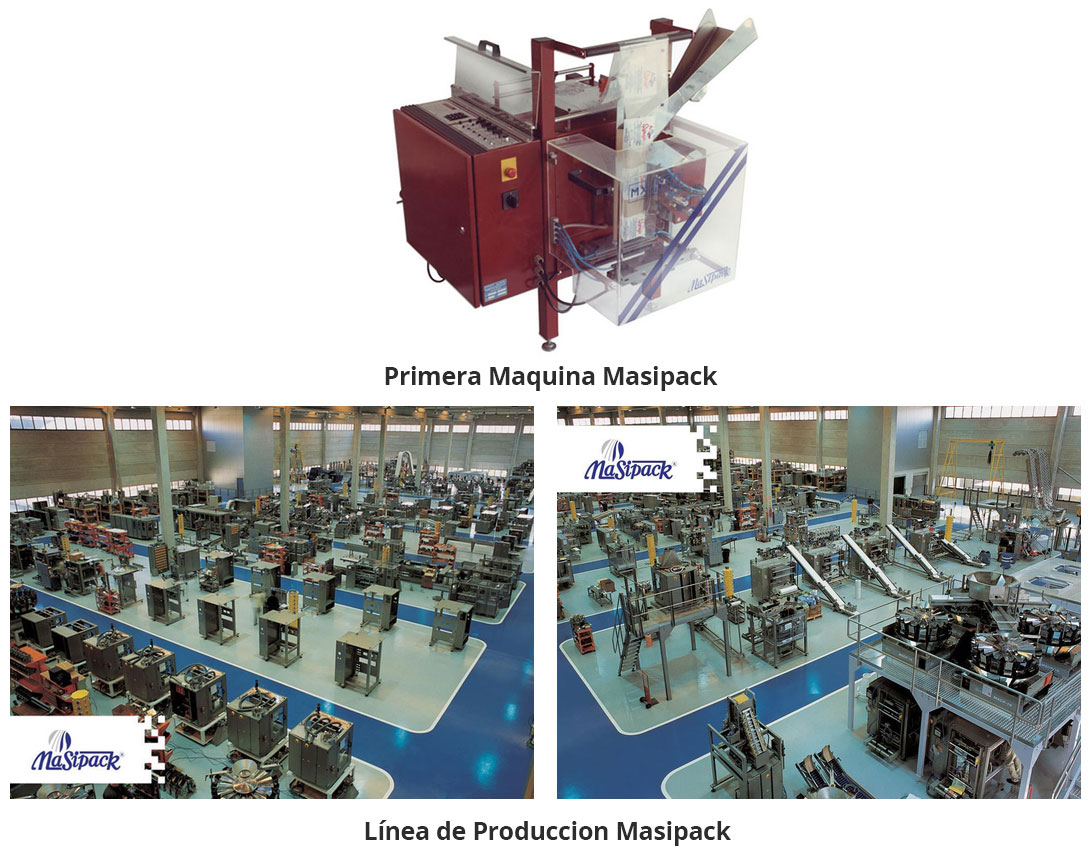 Masipack Packaging Machine and Equipment Manufacturing