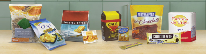 Food and Beverage Packaging Options