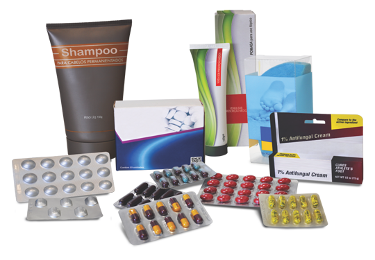 Pharmaceutical and Cosmetic Package Options