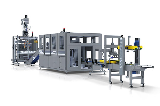 Mid-Sized Business Packaging Equipment