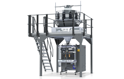 Ultra VS 300 + MXCP-12 Big Packaging Systems