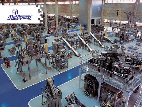Masipack Manufacturing Equipment Plant