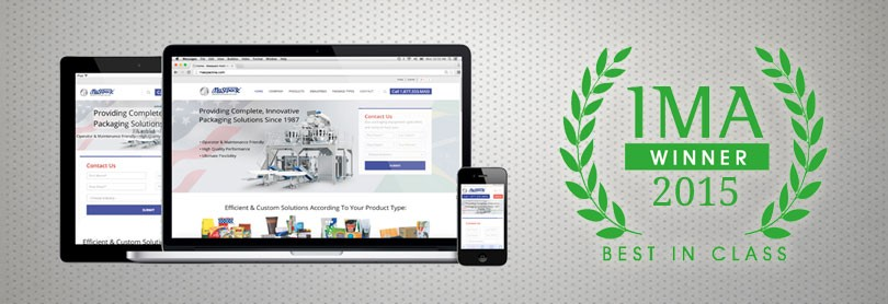 Masipack Website IMA Best In Class Manufacturing