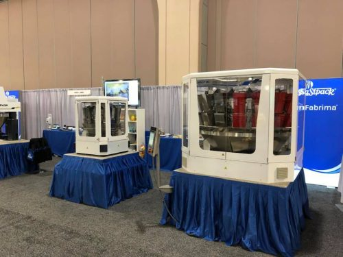 Masipack Fabrima Pack Expo Booth 2