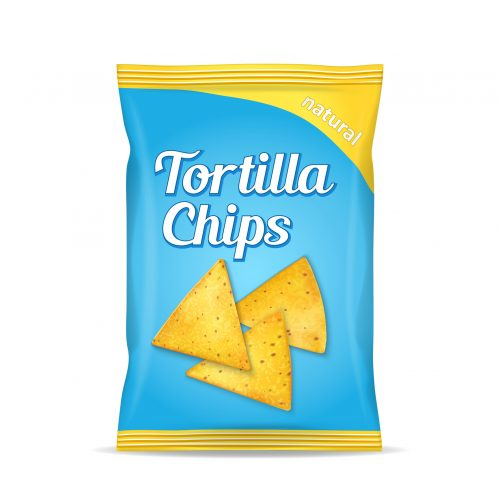 Tortilla Chips Bag